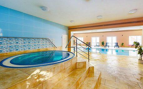 3–5denní wellness pobyt pro 2 osoby v hotelu Filipov v Bílých Karpatech