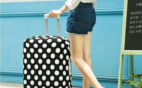 Obal na kufr - Dokonalá ochrana zavazadla!