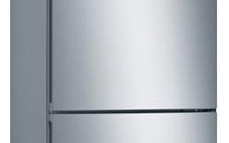 Chladnička s mrazničkou Bosch KGN36XL4A nerez
