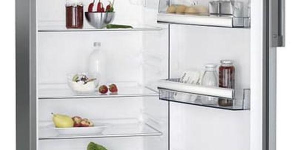 Chladnička AEG RDB72321AX stříbrná/nerez