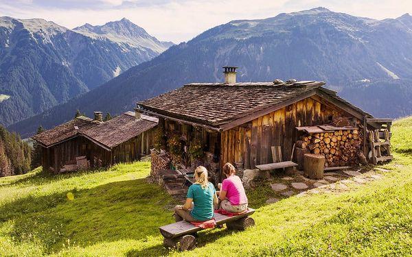Výhodné karty do Alp