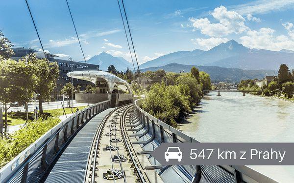 Lanovka v Innsbrucku