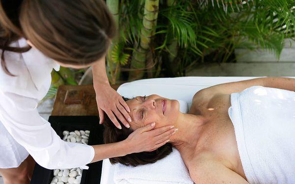 Masáž na wellness pobytu
