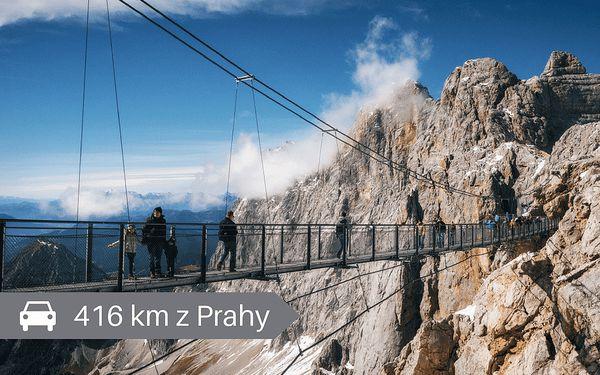 Visutý most na Dachsteinu