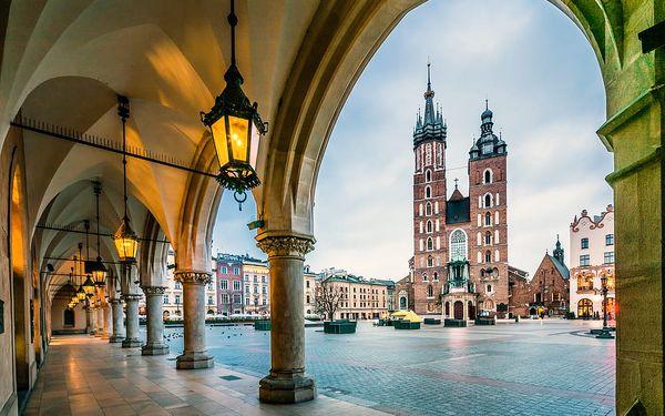 Město Krakow v Polsku