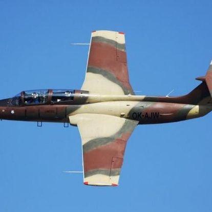 Exkluzivní let ve stíhačce L-29