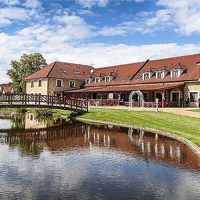 3denní luxusní wellness pobyt s all inclusive pro 2 v hotelu Lions Nesuchyně