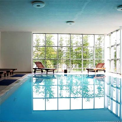 2 až 6denní wellness pobyt s polopenzí pro 2 v hotelu Orsino na břehu Lipna