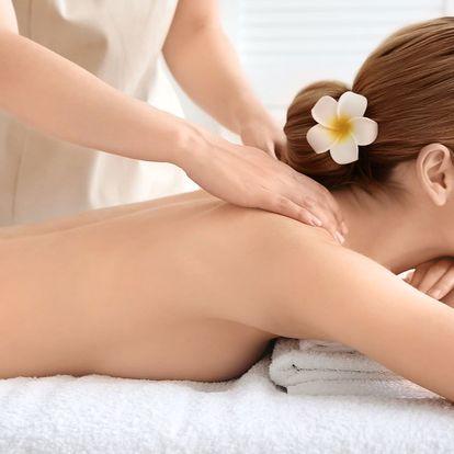 Kombinovaná masáž dle výběru