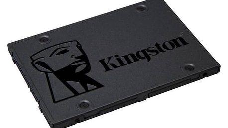 Kingston A400 480GB (SA400S37/480G) šedý