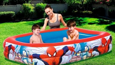 Inflatable pool Spiderman 1787