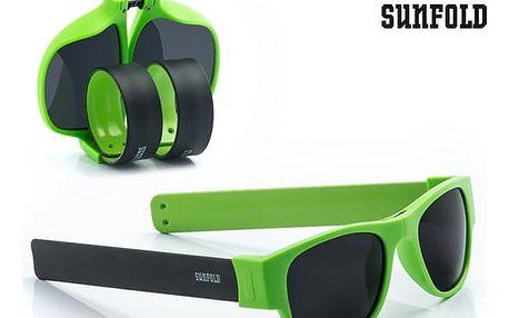 Sluneční brýle, které se dají srolovat Sunfold AC6