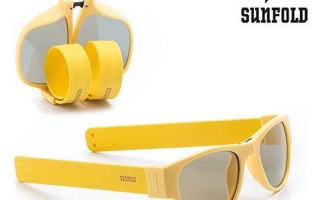 Sluneční brýle, které se dají srolovat Sunfold PA5