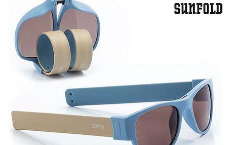 Sluneční brýle, které se dají srolovat Sunfold AC5