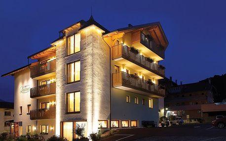 Hotel Leitner v Mühlbachu im Pustertal - na sjezdovce