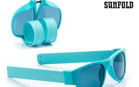 Sluneční brýle, které se dají srolovat Sunfold PA4