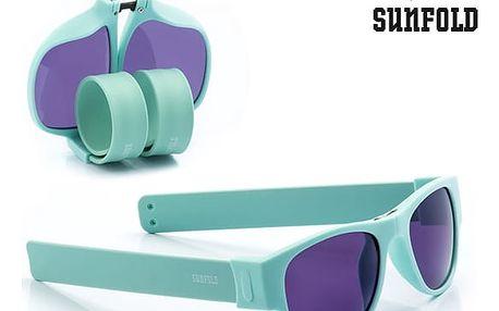Sluneční brýle, které se dají srolovat Sunfold PA3