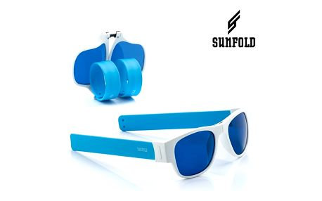 Sluneční brýle, které se dají srolovat Sunfold AC2