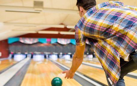 Vykutálená zábava: hodina bowlingu pro až 5 hráčů