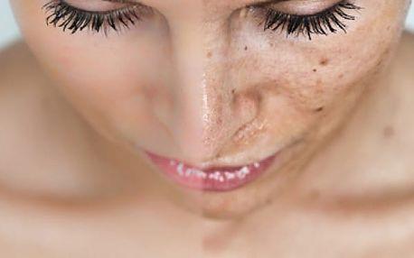 Zesvětlující kosmetický olej na obličej 50 ml