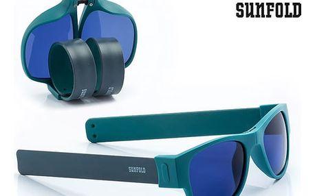 Sluneční brýle, které se dají srolovat Sunfold AC4