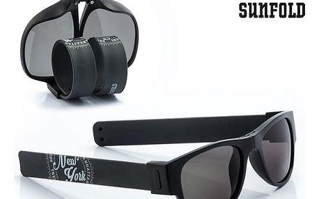 Sluneční brýle, které se dají srolovat Sunfold ST1