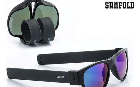 Sluneční brýle, které se dají srolovat Sunfold ES3