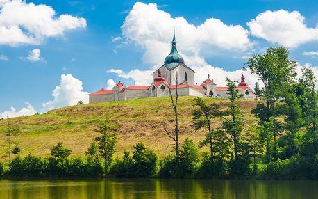 Vysočina plná zážitků vč. sauny i výroby šperků