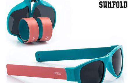 Sluneční brýle, které se dají srolovat Sunfold AC1