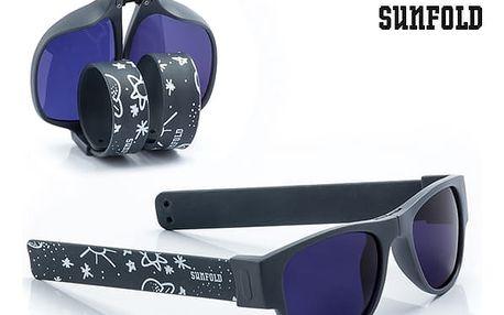 Sluneční brýle, které se dají srolovat Sunfold TR1