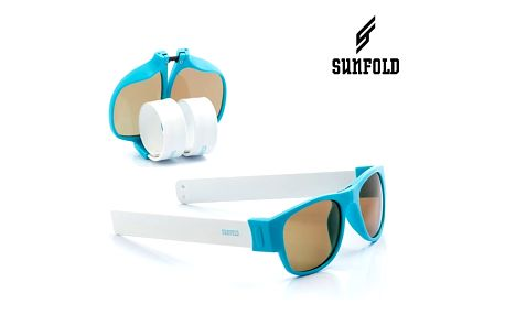 Sluneční brýle, které se dají srolovat Sunfold PA2