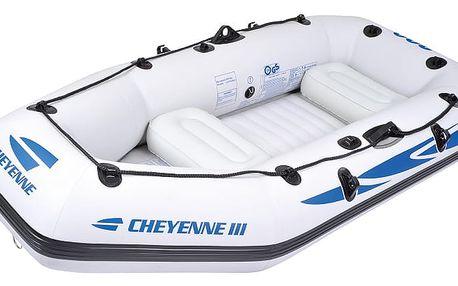 Nafukovací člun Cheyenne III 400 set