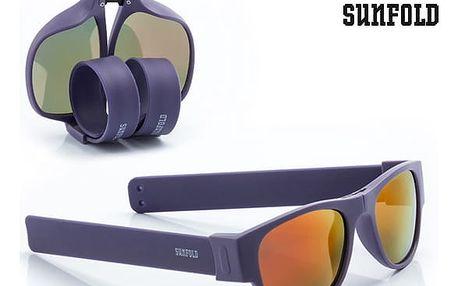 Sluneční brýle, které se dají srolovat Sunfold ES1