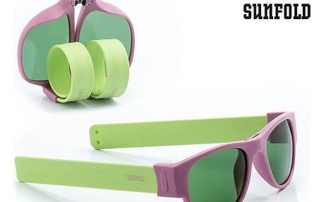 Sluneční brýle, které se dají srolovat Sunfold PA6