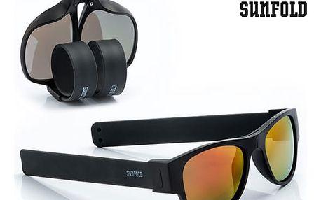 Sluneční brýle, které se dají srolovat Sunfold ES2