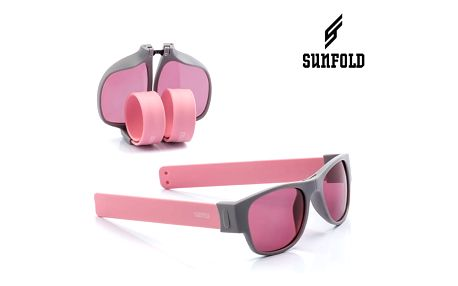 Sluneční brýle, které se dají srolovat Sunfold PA1