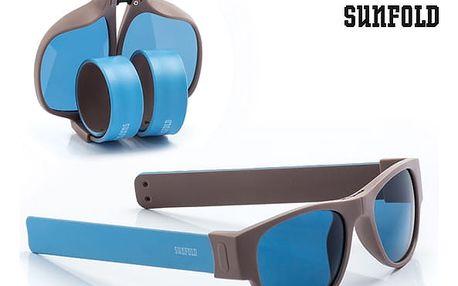 Sluneční brýle, které se dají srolovat Sunfold AC3