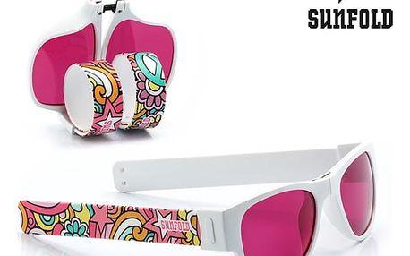 Sluneční brýle, které se dají srolovat Sunfold TR4