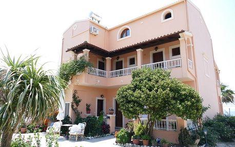 Řecko - Korfu na 11 až 13 dní, bez stravy s dopravou letecky z Ostravy nebo Brna 30 m od pláže