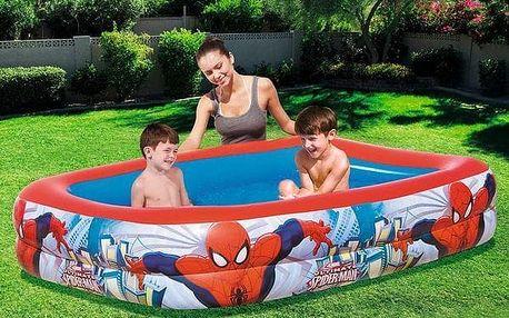 Inflatable pool Spiderman 1787