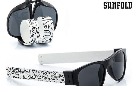 Sluneční brýle, které se dají srolovat Sunfold ST2