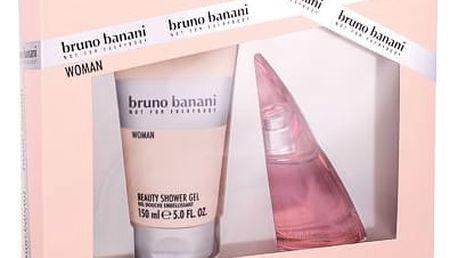 Bruno Banani Woman EDT dárková sada W - EDT 40 ml + sprchový gel 150 ml