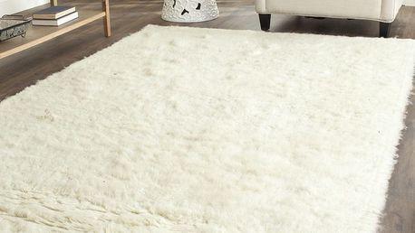Vlněný koberec Royal Dream Pure Light,70x140cm