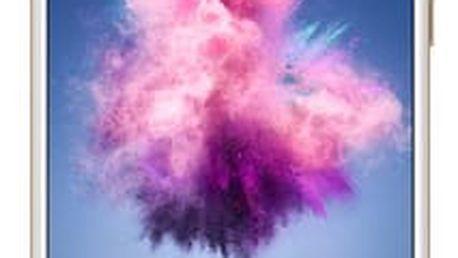 Mobilní telefon Huawei P smart Dual SIM (SP-PSMDSGOM) zlatý