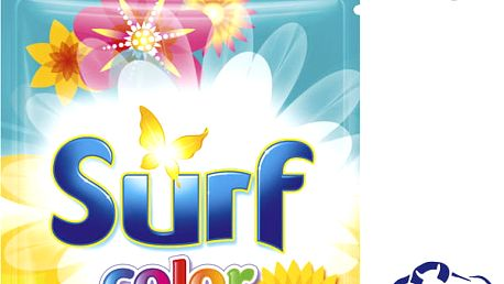 SURF Color Fruity Fiesta (45 praní) – kapsle na praní