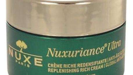 NUXE Nuxuriance Ultra Replenishing Rich Cream 50 ml denní pleťový krém tester proti vráskám pro ženy