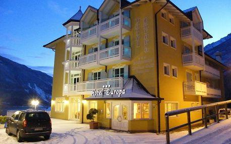 4–8denní Paganella se skipasem | Hotel Europa*** | Dítě zdarma | Vlastní doprava, ubytování, polopenze a skipas