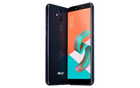 Mobilní telefon Asus Zenfone 5 Lite Dual SIM černý + dárek (ZC600KL-5A073EU)