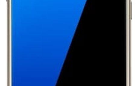 Mobilní telefon Samsung S7 32 GB (G930F) (SM-G930FZDAETL) zlatý Software F-Secure SAFE, 3 zařízení / 6 měsíců v hodnotě 979 Kč + DOPRAVA ZDARMA