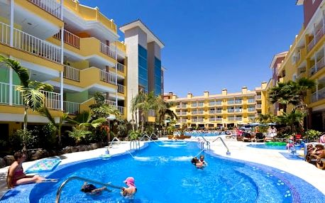 Kanárské ostrovy - Fuerteventura na 8 dní, all inclusive s dopravou letecky z Prahy nebo Brna 400 m od pláže